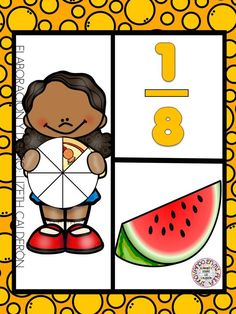 Math For Kids, Lessons For Kids, Fun Math, Math Lessons, Preschool Writing, Teaching Math, Special Education Math, Fractions Worksheets, Kids Learning Activities