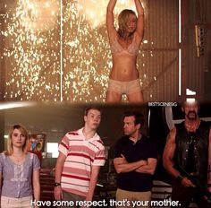 We're The Millers hahahaha the boner he had on this Comedy Quotes, Film Quotes, Funny Movies, Good Movies, Movies Showing, Movies And Tv Shows, Jennifer Aninston, Jennifer Aniston Hot, Movie Lines