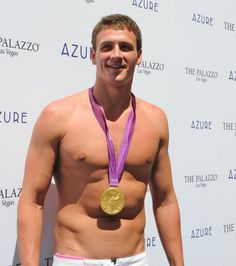 Pin for Later: All the Shirtless Ryan Lochte Photos You Could Ever Possibly Want