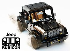 Lego will produce this Jeep Wrangler Rubicon if 10,000 supporters are reached! Show your support