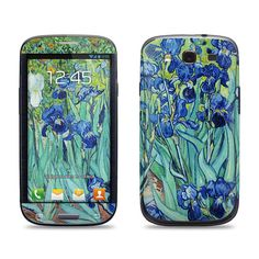 Samsung Galaxy S3 Phone Case Cover Decal  Van Gogh by skunkwraps, $9.95. Wonder is they have this for the iPhone.