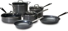 Emeril by AllClad E920SA64 Hard Anodized Nonstick with