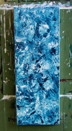 Acrylic on canvas. 30x80 cm My Arts, Canvas, Painting, Tela, Painting Art, Canvases, Paintings, Painted Canvas, Drawings