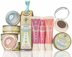 Color By Benefit - you can't fail to absolutely love this cute collection!