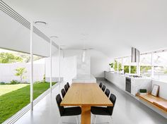 2016 National Architecture Awards: Residential Architecture – Houses (New) Award Architecture Design, Australian Architecture, Architecture Awards, Residential Architecture, Australian Homes, Landscape Architecture, Living Room Lounge, Dining Room, Interior Design Awards