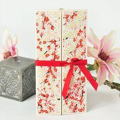 Cherry Blossom Japanese Stationery from Azulsahara