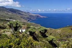 Die beeindruckenden Wanderwege im Norden der Insel.
