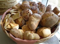 Sardinian hand made bread: intriguing flavour, crunchy and tasty!