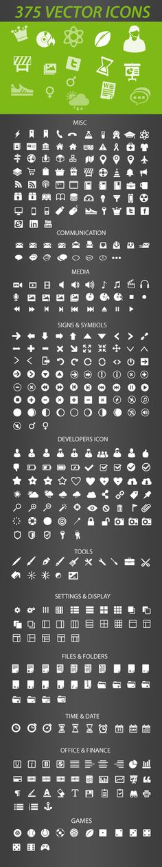 Free Icon Pack: 375 Retina-Display-Ready Icons - great for web design Web Design, Tool Design, Flat Design, Photoshop, Lightroom, Cv Inspiration, Graphic Design Inspiration, Interface Design, User Interface