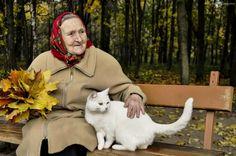 mother and cat by Lyudmila Izmaylova on 500px