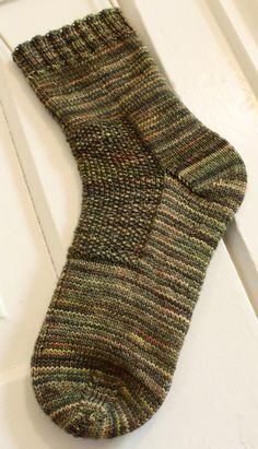 Forsyth Sock by TiffanyVictoria | Knitting Pattern