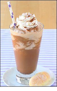 HG's Tiramisu Freeze & German #Chocolate Coffee Blast... #dessert & #coffee in one! YUM!
