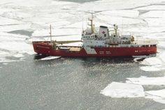 Vládci zamrzlého moře: Ledoborce hledají Severní cestu Boat, Dinghy, Boats, Ship