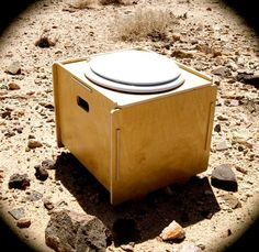 Plans for Building a Compost Toilet Box   Composting toilet ...