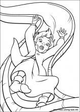 Peter Pan 2 coloring pages on Coloring-Book.info