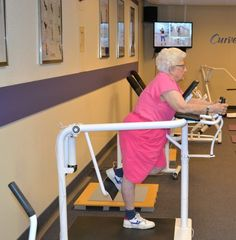 A common misconception about exercise is the older you get, the less you have to do. But that's not the case.  Exercise, specifically resistance training, can help by: improving sleep, reducing risk of medial conditions, improving your overall mood and outlook, limiting the development of sarcopenia (age related loss of muscle mass and strength, and improving cognitive ability (especially in the area of the brain that supports decision making).