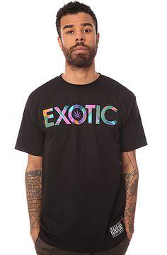 RockSmith Tee Exotic Black: Karmaloop