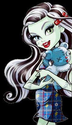 Frankie Stein - Ghoul's Beast Pet