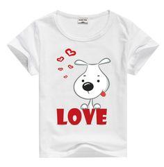 cb44ccd84e1f Dětské krásné tričko s krátkým rukávem love – détká trička + POŠTOVNÉ ZDARMA  Na tento produkt