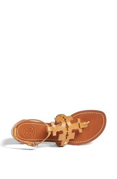 Tory Burch 'Phoebe' Thong Sandal - I love these.  So versatile.