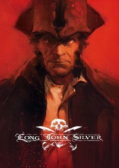 ArtStation - Long John Silver, mathieu lauffray
