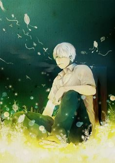 Anime:Mushi-Shi Genre:Supernatural,Adventure Story:Mushi are mysterious creatures that often display supernatural powers,only a select few of people can actually see them.One such person named Ginko travels from place to place to research Mushi and help others who are suffering from them. Age Recommended:13+