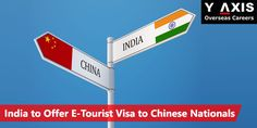 PM Modi announces E-Tourist Visa for Chinese nationals. Aims to attract investments & increase tourist arrivals. For more news and updates on immigration and visas, please subscribe to #Y-Axis News.