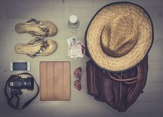 How to pack clothing for traveling like a pro!