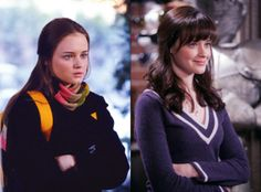 Love Rory!! My favorite character...If a fictional character can be your role model, she would be mine... #gilmoregirls