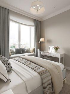 A 78,6 négyzetméteres lakás kialakítása és berendezésekor a fő irányelv a hagyományos, klasszikus és modern elemek összehangolása volt, amerikai stílusban, ízléses eleganciával. A lakásban a nyitott nappali, étkező, konyha zónához kapcsolódik a dolgozószoba tolófallal teljesen nyitható-lezárható módon, van beépített erkély, besétálós gardrób, elő-, háló- és fürdőszoba.