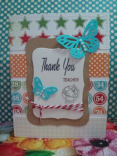 Teachers Day Cards For Children 2015