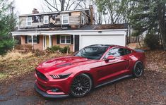 Sports Cars of 2019 – Auto Wizard Red Mustang, Mustang Cars, Ford Mustang Gt, Ford Motorsport, Ford Shelby, American Muscle Cars, Amazing Cars, Hot Cars, Cars And Motorcycles