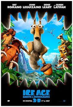 Dinosaur Movie, Dinosaur Posters, Dinosaur Jr, Simon Pegg, Queen Latifah, Ice Age Movies, Good Movies, Old Disney Movies, Carl Y Ellie