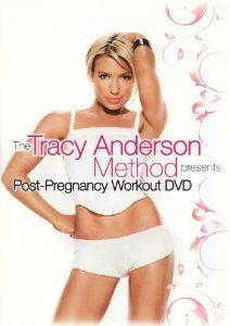 Amazon.com: Tracy Anderson Method: Post-Pregnancy Workout: Tracy Anderson, Not Provided: Movies & TV