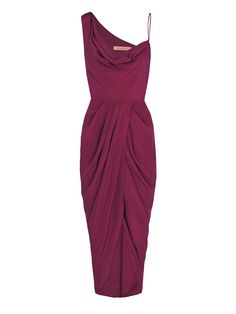 Rodeo Show Ginger Drape Dress in Cranberry // arriving Feb 2016 Draped Dress, Holiday Dresses, Wedding Styles, Wedding Ideas, Maid Of Honor, Bridesmaid Dresses, Bridesmaids, Girly, Rodeo