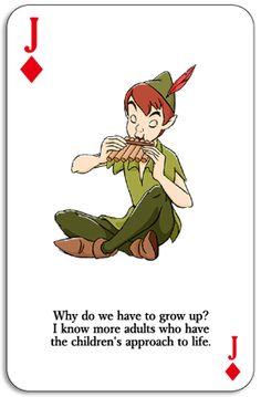 トランプミュージアム|ディズニーストア ジャパン25周年記念|ディズニーストア|ディズニー公式 Peter Pan Tumblr, Deck Of Cards, Card Deck, Collection Disney, Game Of Thrones, Animated Cartoon Characters, Disney Cards, Disney Plush, Peter Pan Disney