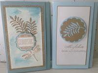 my stampart - Stampin' Up! Box/Karte für Tassenkuchen, Card for Instant Mug Cake