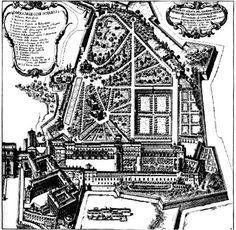 THE VATICAN GARDENS, ROME—GENERAL PLAN