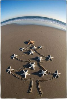 Merry Christmas from the Beach! #swimwear #beachwear #bikinis #swimsuits
