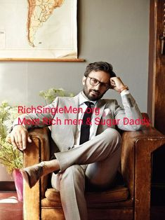 Rich Single Men on: ❀❀ RichSingleMen.org ❀❀ This site is the leading rich sugar daddy website, rich men dating site with over 1,800,000 rich men and successful businessmen and hot women. #richsinglemen #men #singlemen #richmen #dateamillionaire #millionairematch #singles #relationships #sugardaddy #sugardaddies #sugardaddydating #sugardaddysite #sugardaddywebsite #beneficialrelationship #romantic