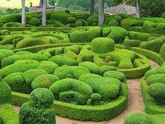 les Jardins de Marqueyssac in Vezac, France