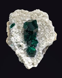 A love for minerals