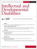 Developmental disabilities and sexual assualt sorry