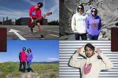 Lone e Vanuza Biscaia fotografados por Freestyle-spirit.com.    Kruella for EarBOX + EarBOX Original + George for EarBOX
