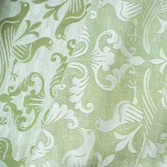 Pavo Textiles Love Birds Peridot Wrap