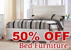 50 PERCENT OFF DISCOUNT Karolina-collection-203461-Bedroom-Furniture-set