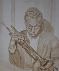 Miles, bachmors artist
