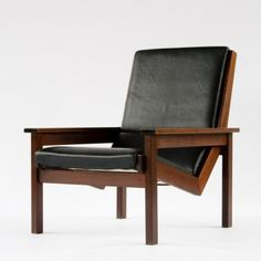 Rob Parry; 'Lotus' Lounge Chair for Gelderland, 1960s.