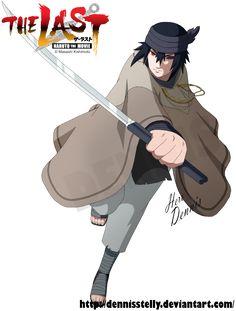Sasuke Uchiha - The Last Movie by DennisStelly