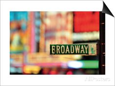 On Broadway Prints by Ben Richard - at AllPosters.com.au